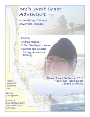 West Coast Expedition print version